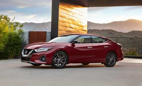 66 The 2019 Nissan Maxima Horsepower Spy Shoot