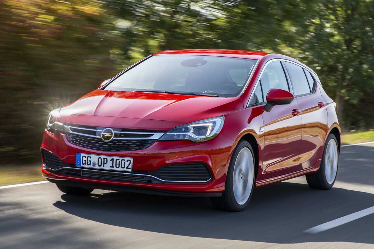 66 The 2019 Opel Astra Engine