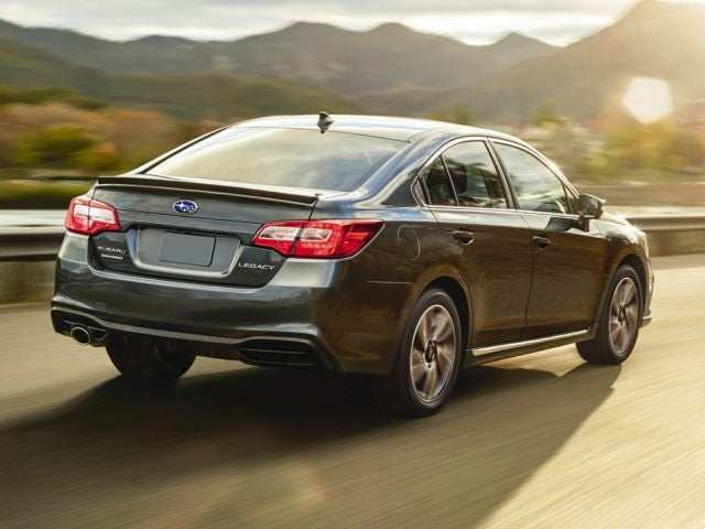 66 The 2019 Subaru Legacy Pictures