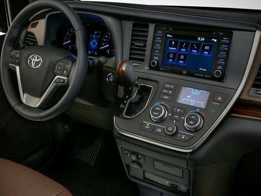 66 The 2019 Toyota Sienna Release Date And Concept