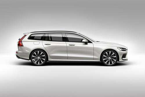 66 The 2019 Volvo V60 Price New Model And Performance