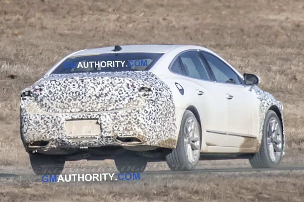66 The 2020 Buick Enclave Spy Photos Engine