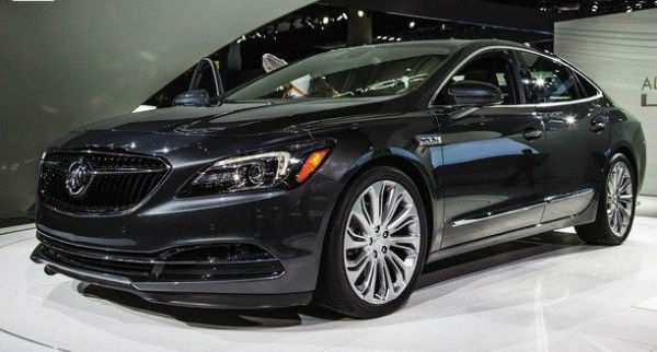 66 The 2020 Buick LaCrosse New Review