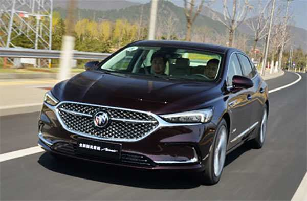 66 The 2020 Buick LaCrosse Release Date And Concept