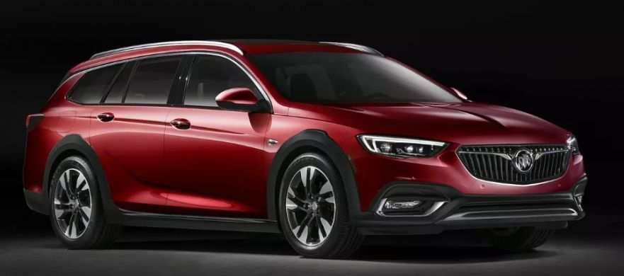 66 The 2020 Buick Regal Wagon Photos