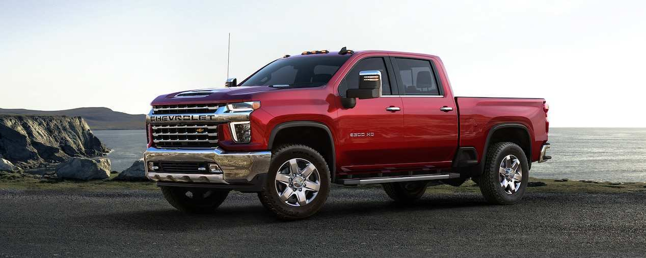 66 The 2020 Chevrolet K2500 New Concept