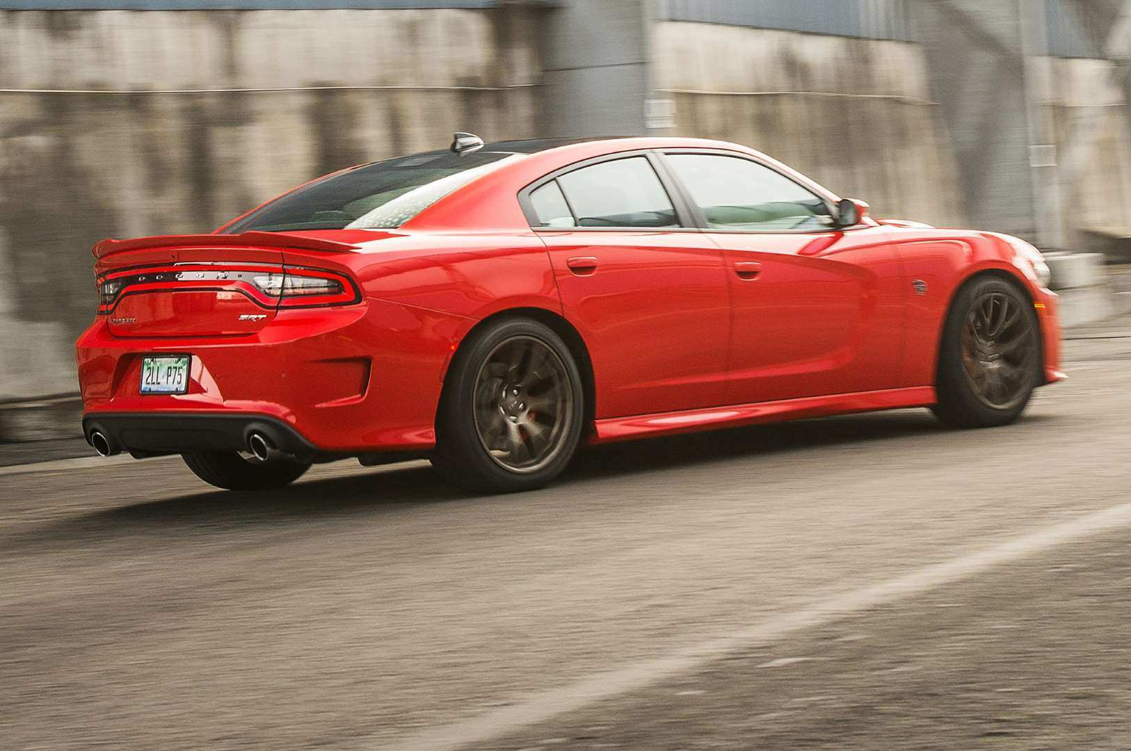 66 The 2020 Dodge Charger SRT8 Spy Shoot