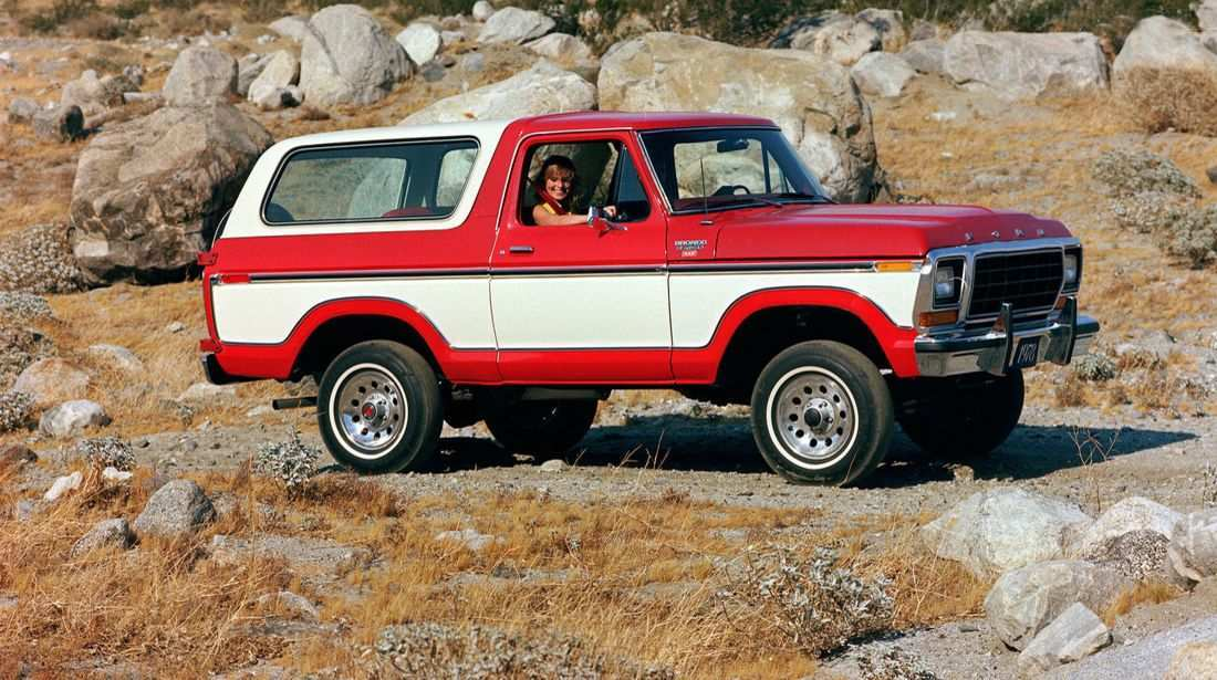 66 The 2020 Ford Bronco First Drive