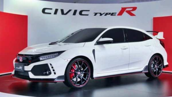 66 The 2020 Honda Civic Type R Interior