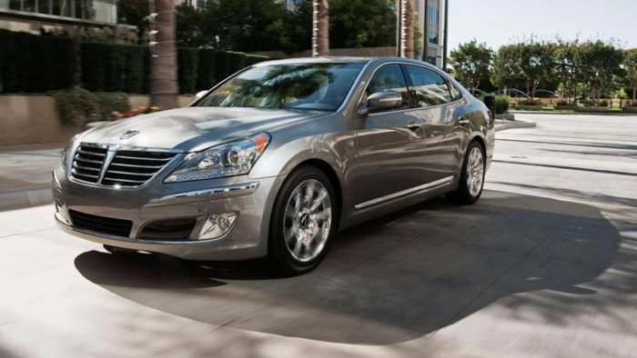 66 The 2020 Hyundai Equus Ultimate First Drive