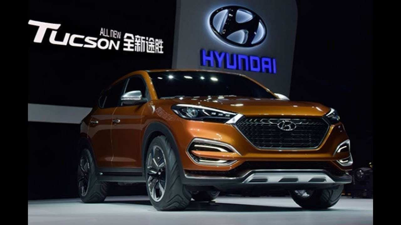 66 The 2020 Hyundai Ix35 Wallpaper