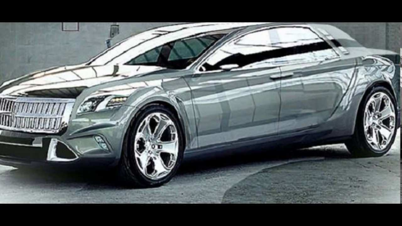 66 The 2020 Lincoln Town Overview