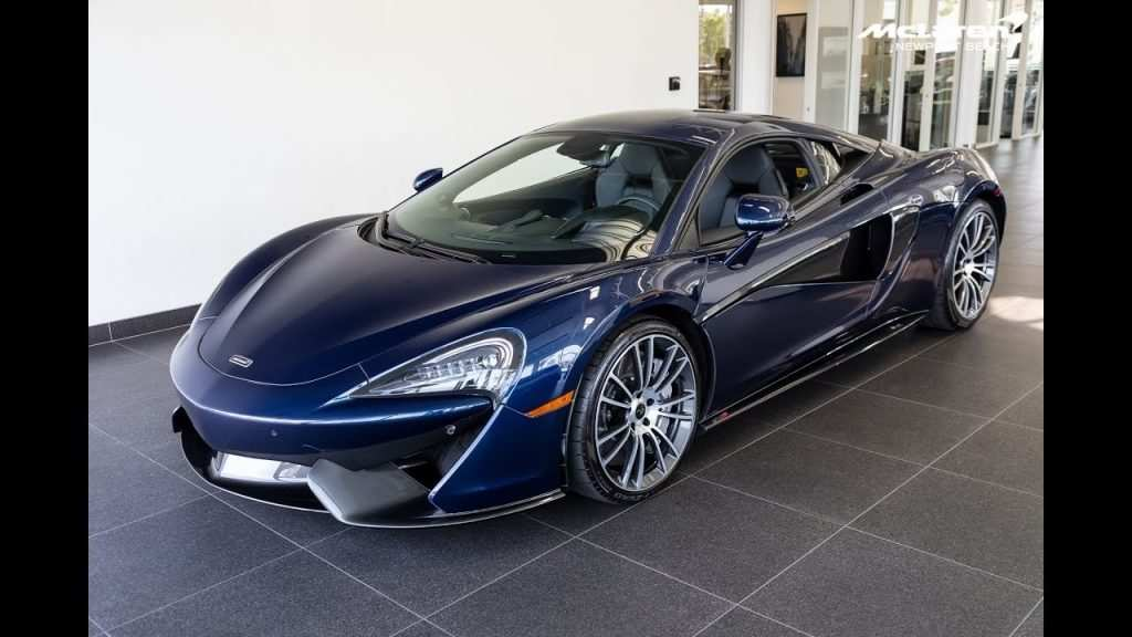 66 The 2020 McLaren 570S Coupe First Drive