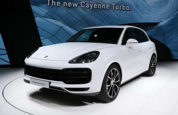 66 The 2020 Porsche Macan Turbo Specs