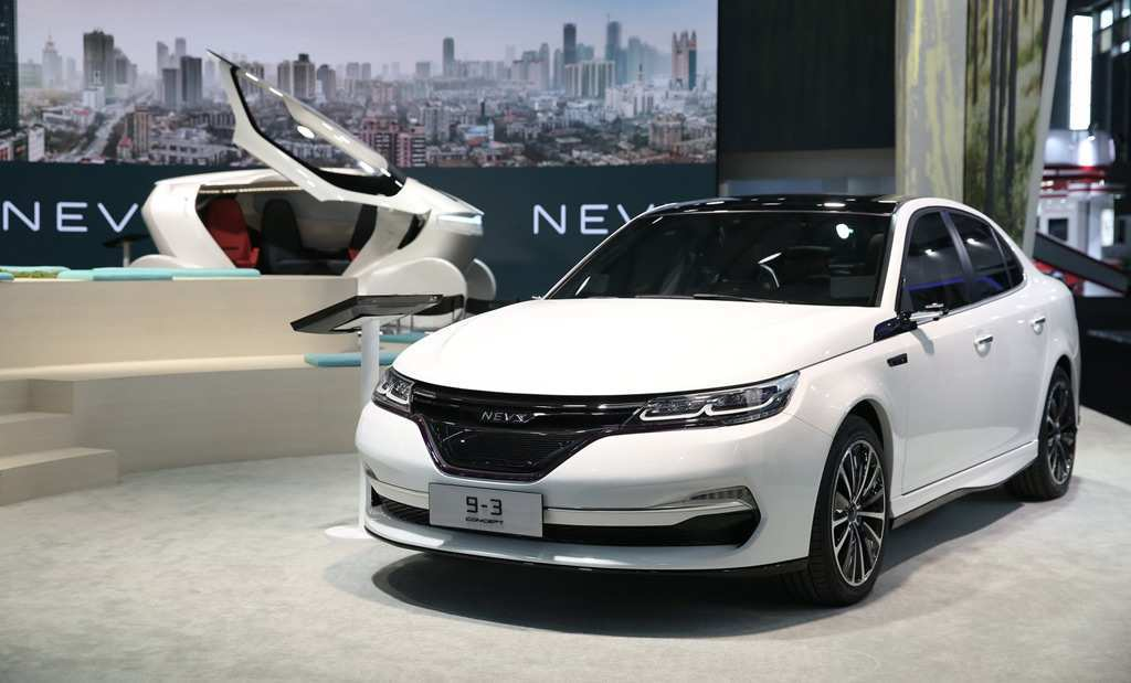 66 The 2020 Saab 9 5 Rumors