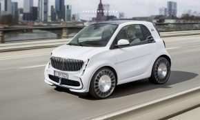 66 The 2020 Smart Fortwo Model