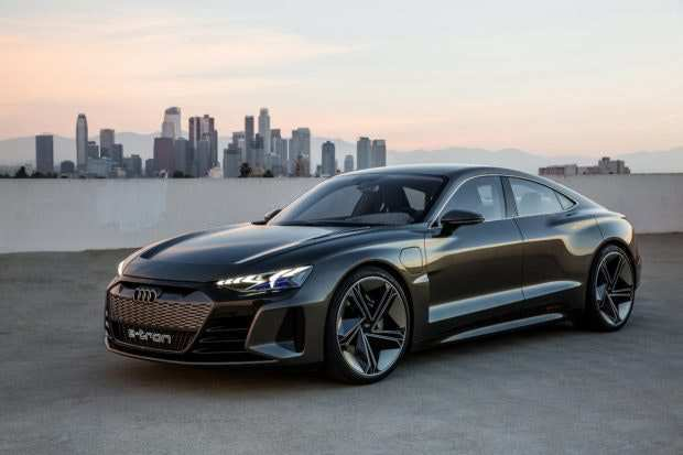 66 The Audi E Tron Gt Price 2020 Review