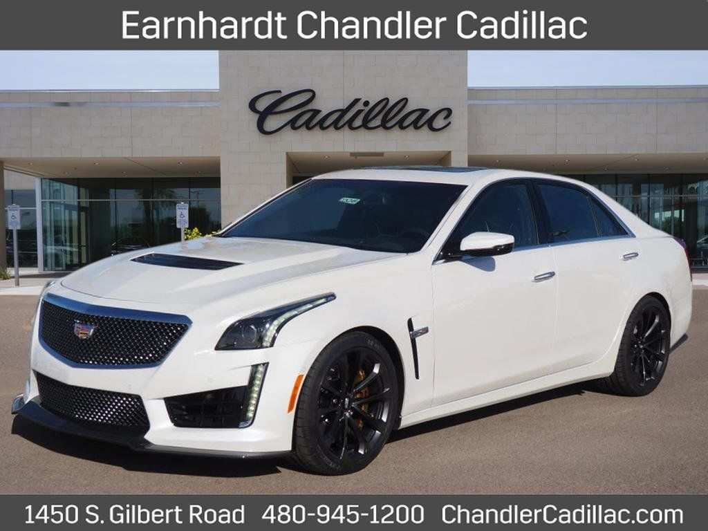 66 The Best 2019 Cadillac Cts V Wallpaper