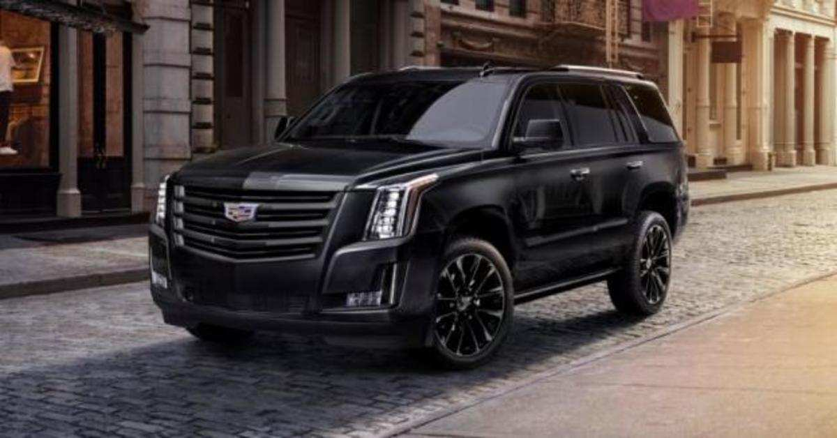 66 The Best 2019 Cadillac Escalade Luxury Suv Pricing