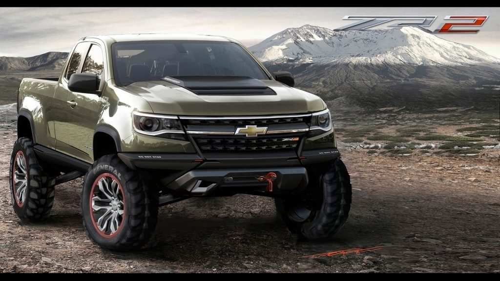 66 The Best 2019 Chevrolet Colorado Z72 Wallpaper