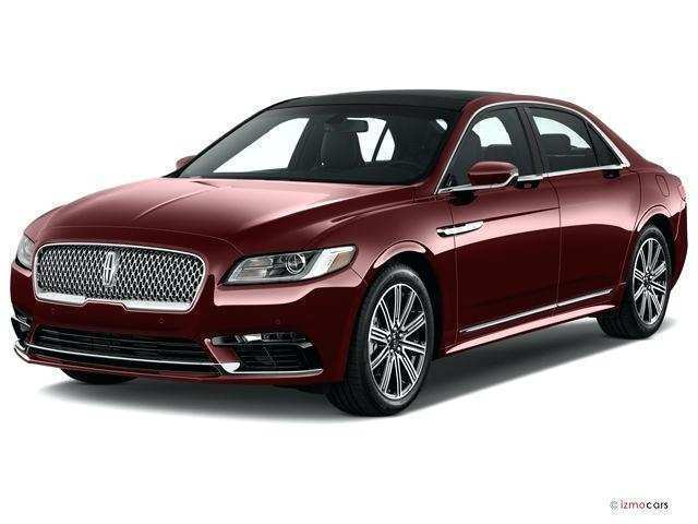 66 The Best 2019 Lincoln Town Research New