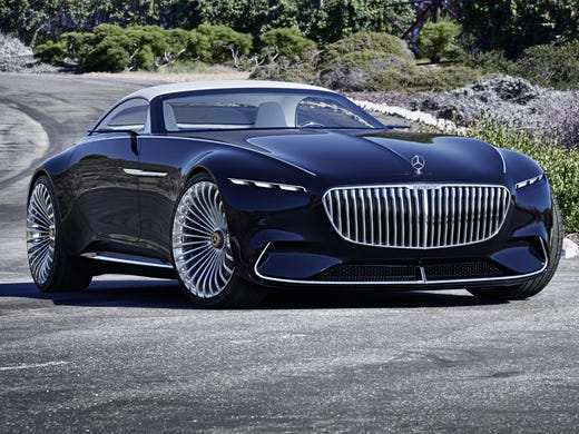 66 The Best 2019 Mercedes Maybach 6 Cabriolet Price Style