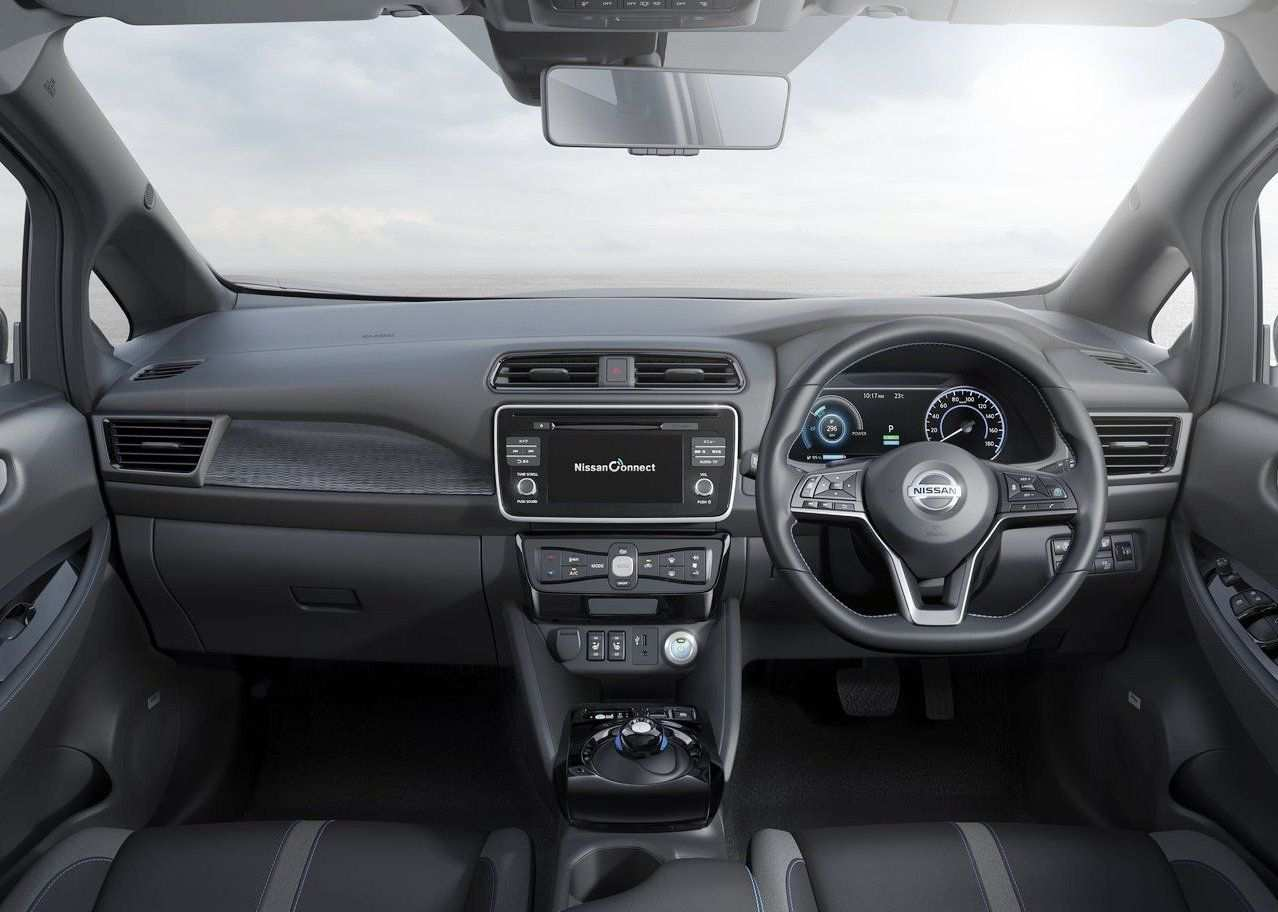 66 The Best 2019 Nissan Leaf Review Concept