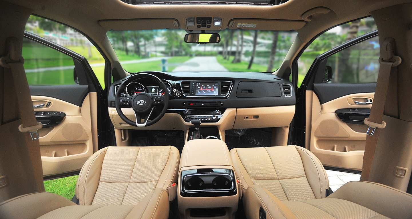66 The Best 2019 The All Kia Sedona First Drive