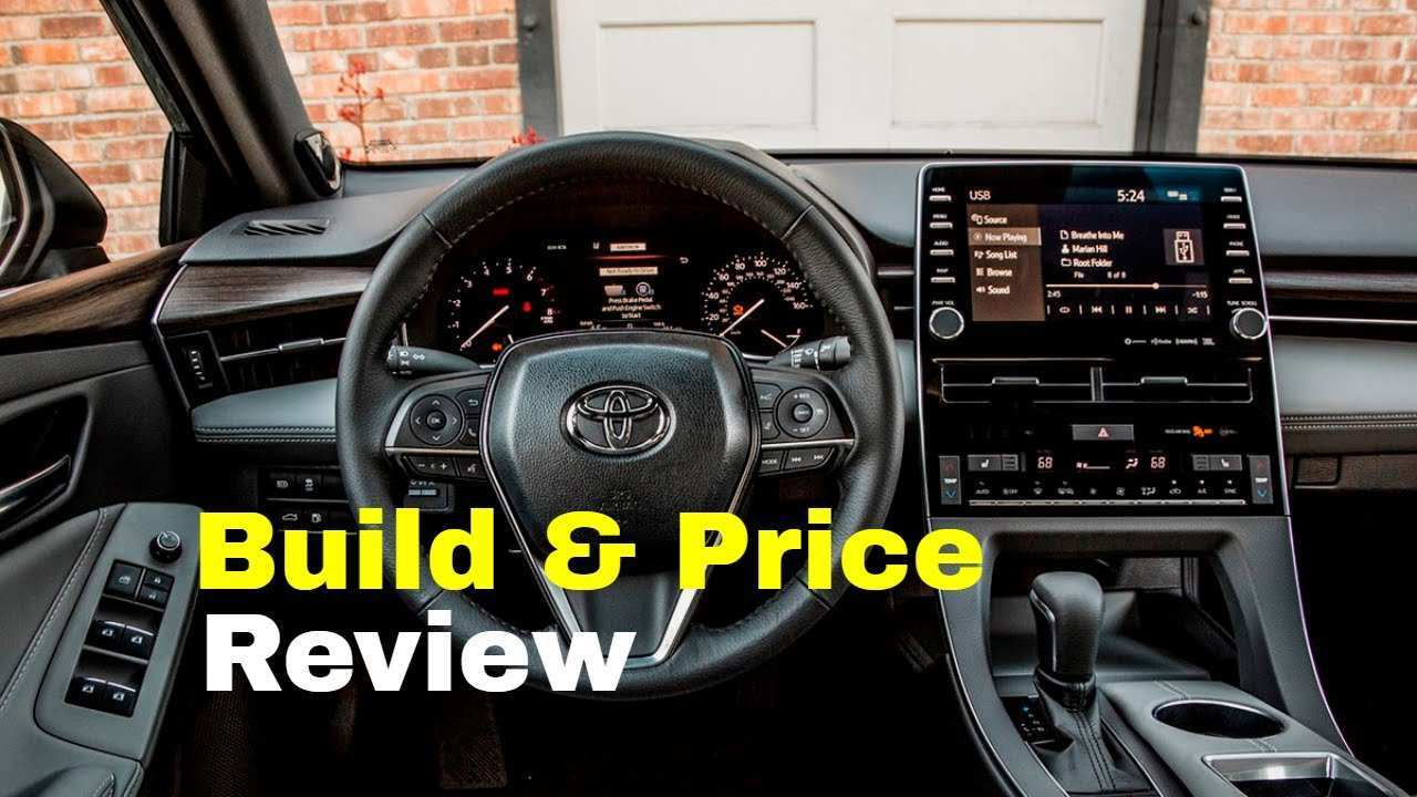 66 The Best 2019 Toyota Build And Price Wallpaper