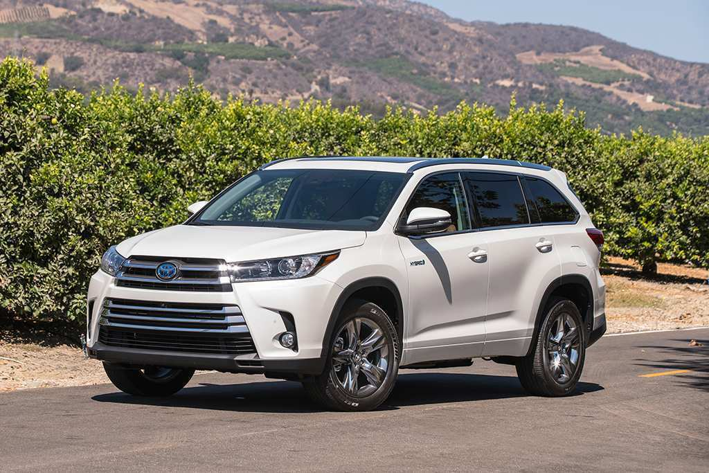 66 The Best 2019 Toyota Highlander Release Date