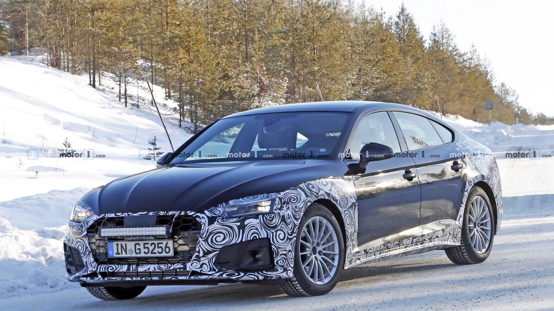 66 The Best 2020 Audi A5s New Model And Performance