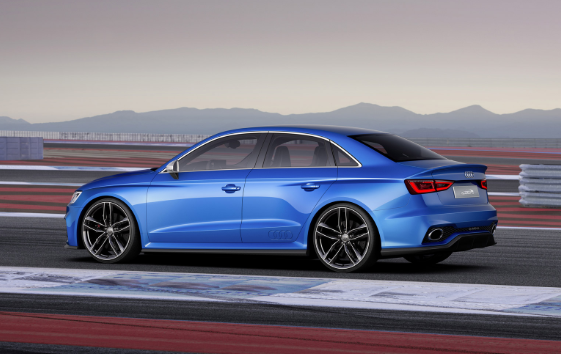 66 The Best 2020 Audi RS3 New Concept