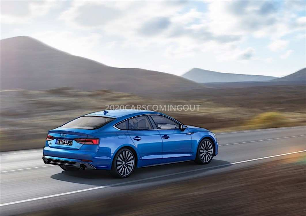 66 The Best 2020 Audi S5 Interior