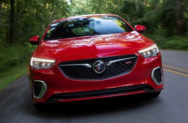 66 The Best 2020 Buick Regal Gs Coupe Pictures