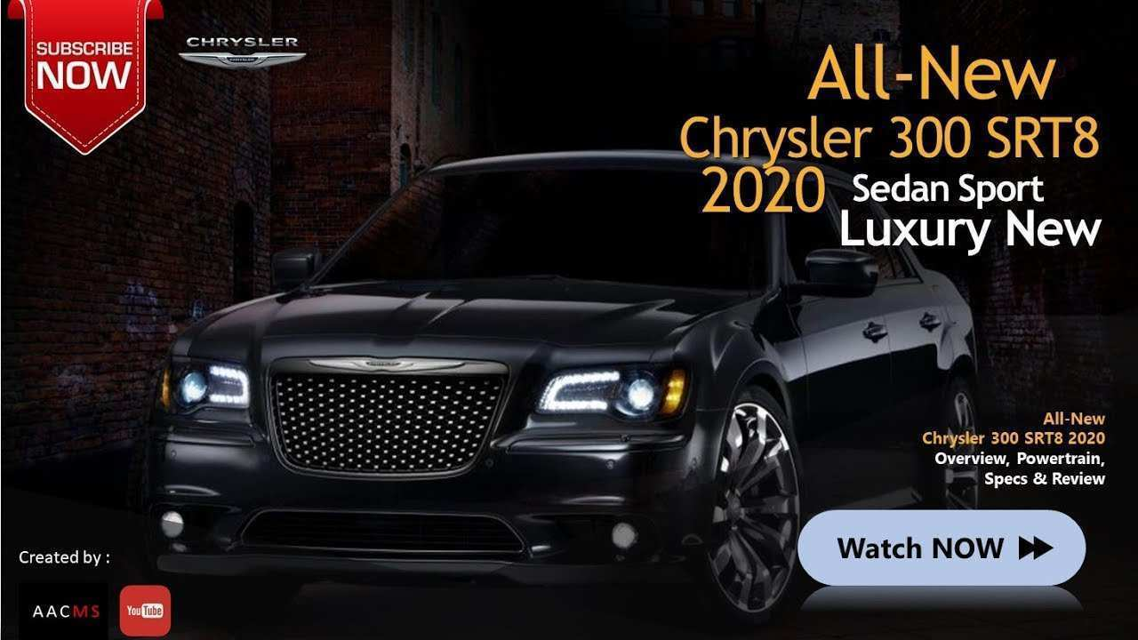 66 The Best 2020 Chrysler 300 Srt 8 Price And Release Date