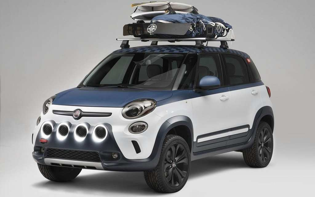 66 The Best 2020 Fiat 500L Price