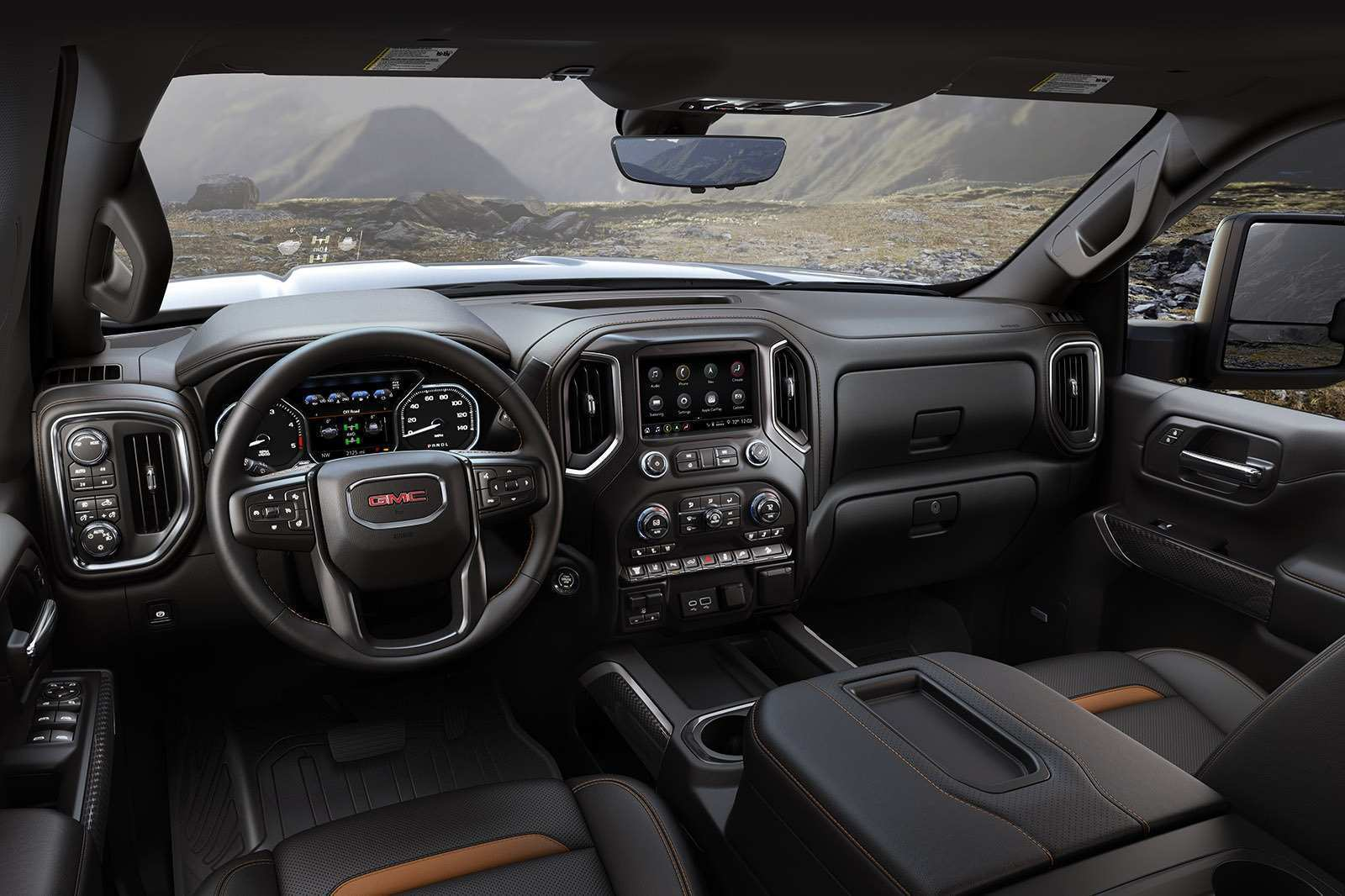 66 The Best 2020 GMC Sierra Exterior And Interior