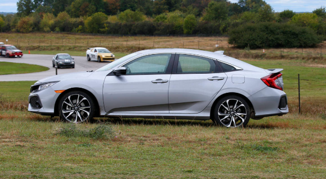 66 The Best 2020 Honda Civic Si Sedan Specs And Review