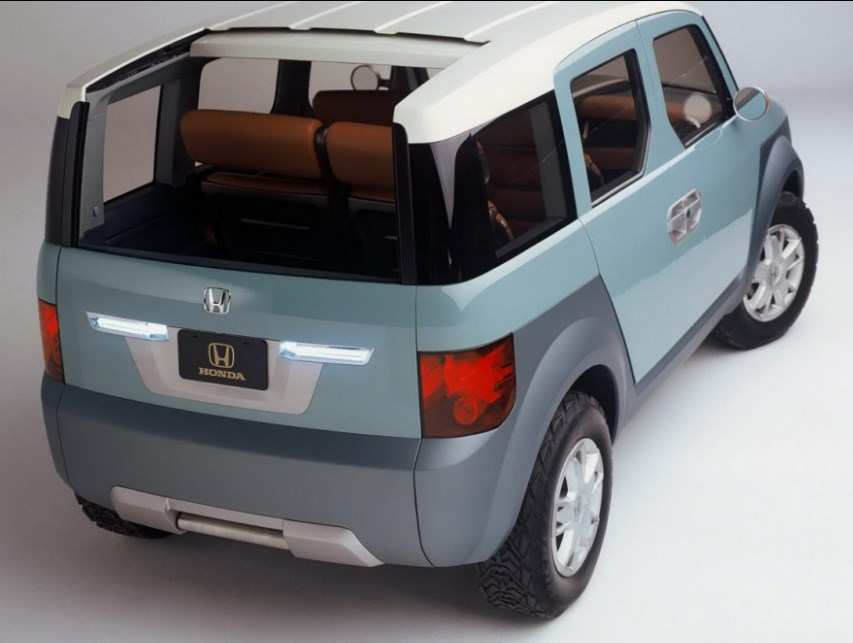 66 The Best 2020 Honda Element Specs And Review