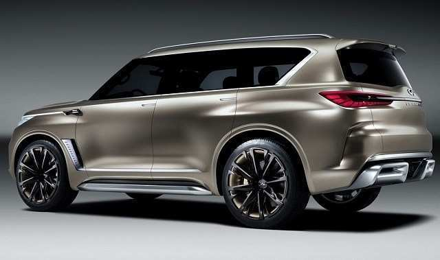 66 The Best 2020 Infiniti QX80 Price Design And Review