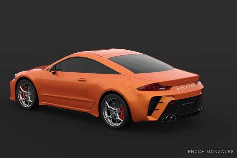66 The Best 2020 Mitsubishi Eclipse R Pictures