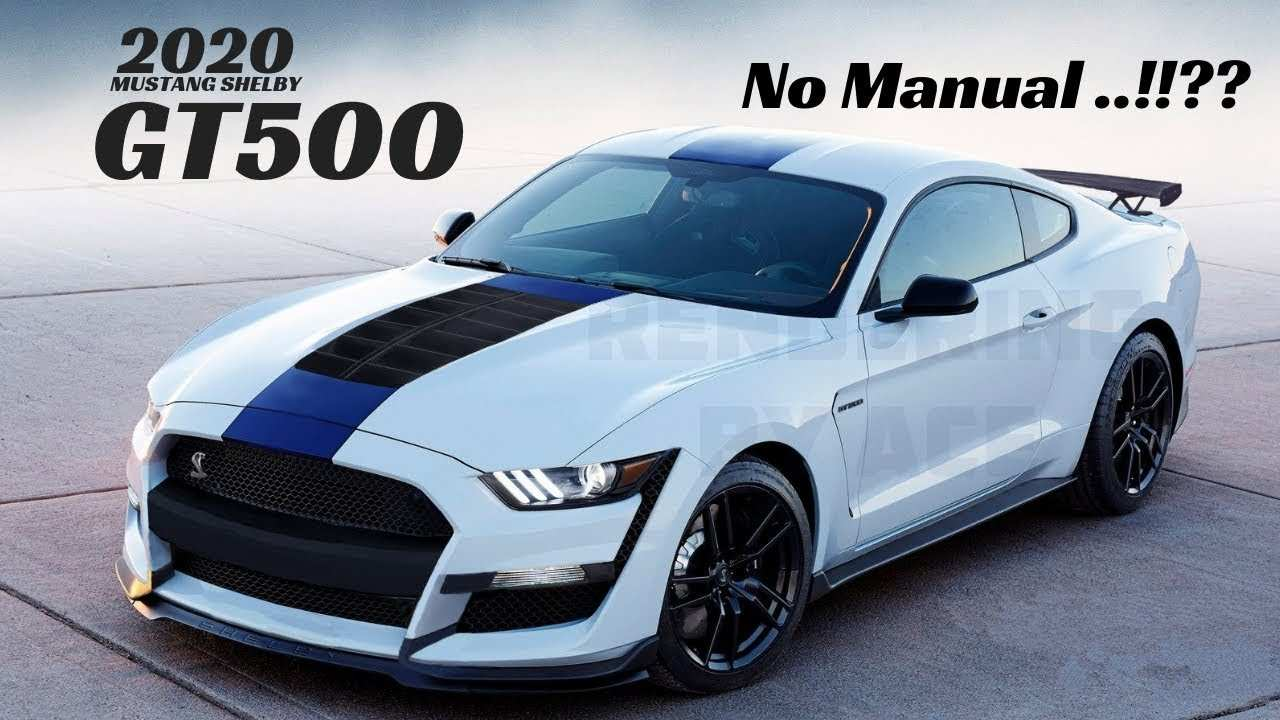 66 The Best 2020 Mustang Gt500 Performance And New Engine