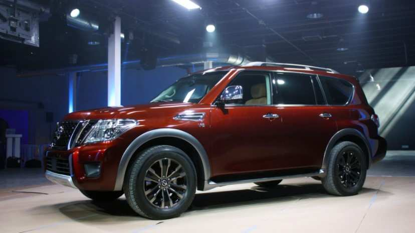 66 The Best 2020 Nissan Patrol Picture