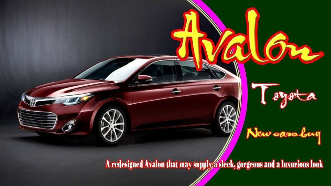 66 The Best 2020 Toyota Avalon Hybrid First Drive