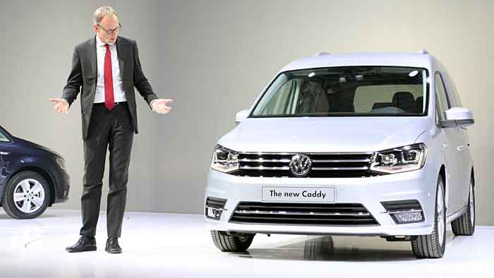 66 The Best 2020 VW Caddy Concept