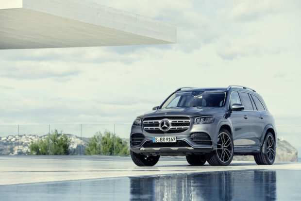 66 The Best Gls Mercedes 2019 Wallpaper