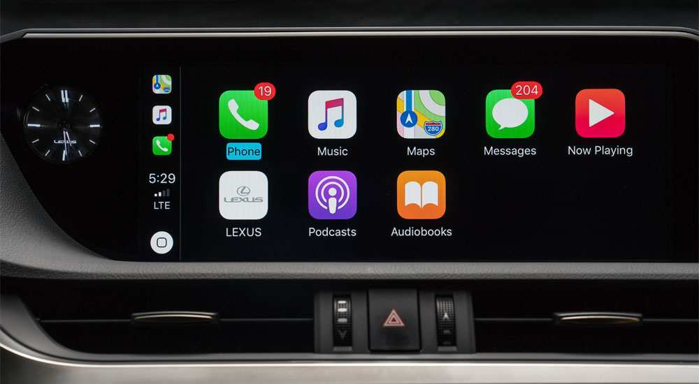 66 The Best Lexus Carplay 2019 Review And Release Date