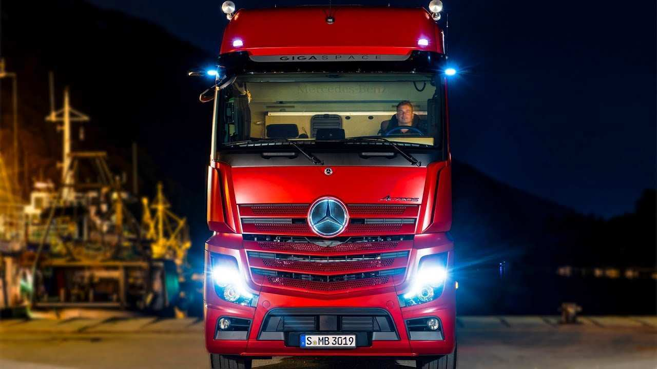 66 The Best Mercedes Truck 2019 First Drive