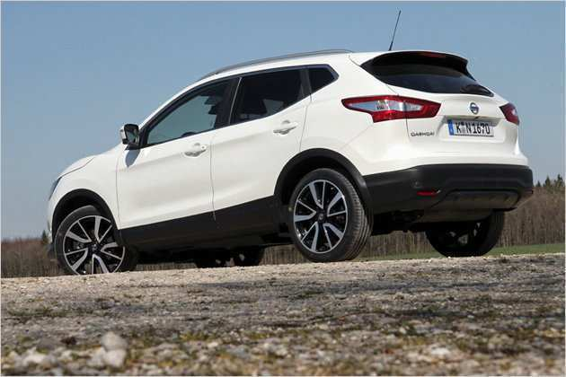 66 The Best Nissan Qashqai 2019 Release Date And Concept