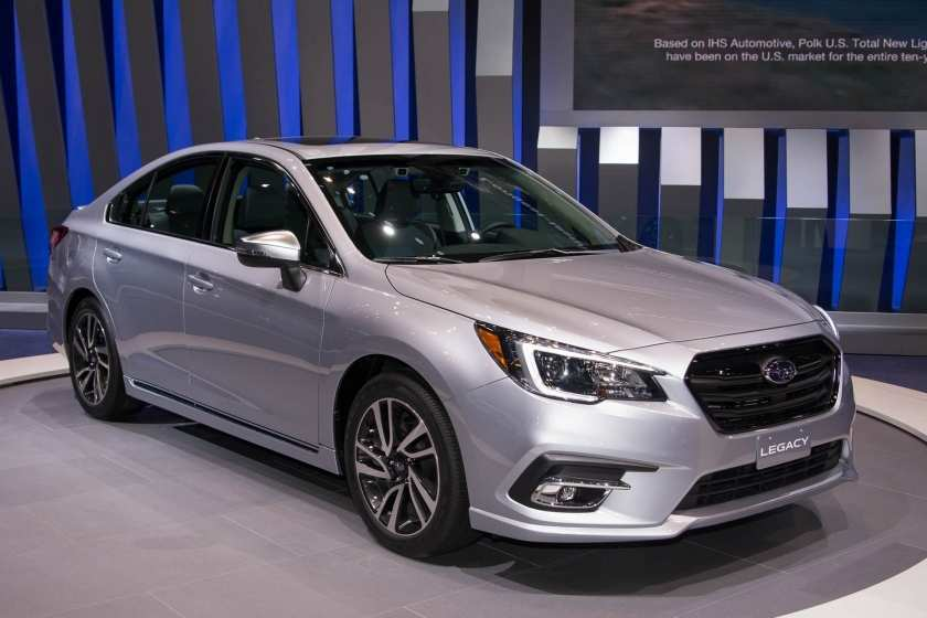 66 The Best Subaru Redesign 2019 Release